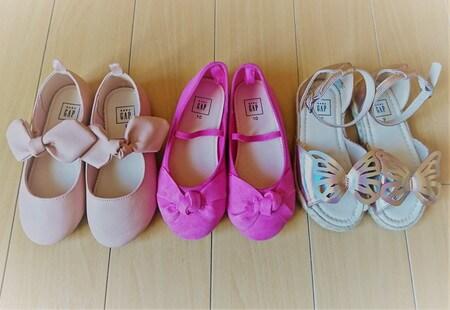 ギャップの靴