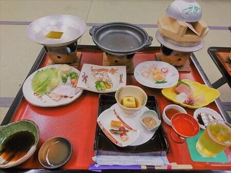 クエ料理のコース