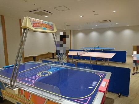 プレイルーム 卓球台