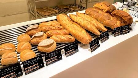 キーテラスホテルシーモア パン屋さん