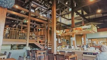 熊野の郷 レッフェル店内
