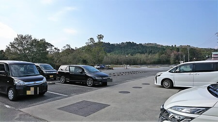 熊野の郷 駐車場