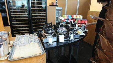 ドリンクコーナー コーヒー・紅茶