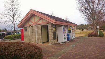 大仏山公園(多目的広場)トイレ