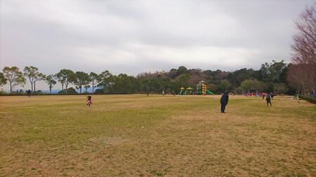 大仏山公園(多目的広場)