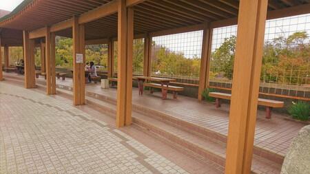 大仏山公園(こども広場)ベンチ