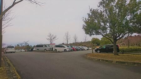 大仏山公園駐車場