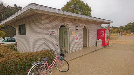 大仏山公園(こども広場)トイレ