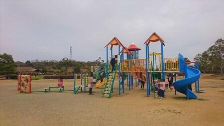 大仏山公園(こども広場)遊具
