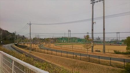 大仏山公園野球場
