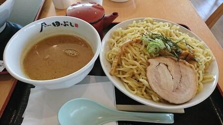 田ぶし 濃厚魚介つけ麺