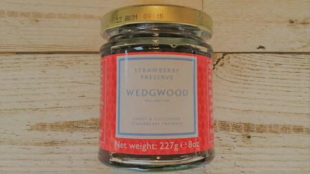 ウェッジウッド紅茶詰合せ いちごジャム瓶