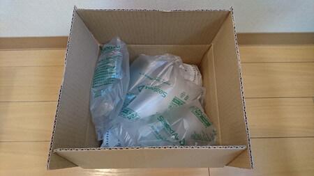らくらくメルカリ便 集荷 梱包