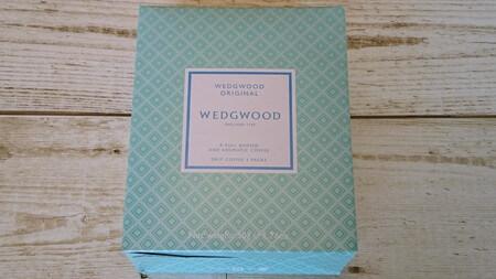 ウェッジウッド紅茶詰合せ コーヒーの箱