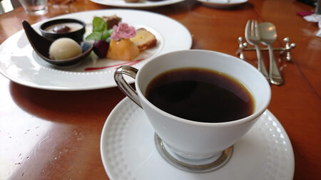 ビストロランチ コーヒーとデザート