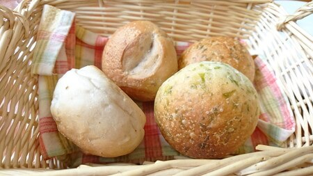 ランチコースA パン