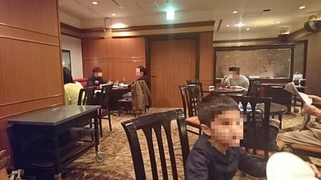 横浜ベイシェラトンホテル 彩龍 店内