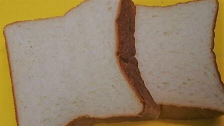 銀座の食パン~香~ 断面図