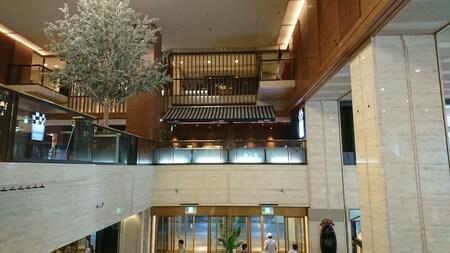 ホテル日航大阪 セリーナ外観