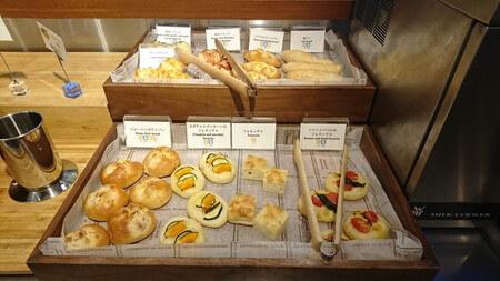 セリーナ ランチバイキング 総菜パン