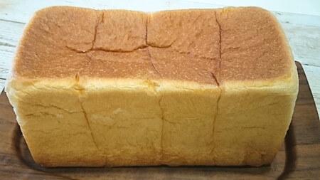 銀座の食パン~香~2斤横から