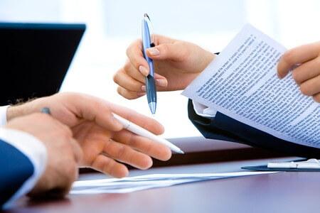 個人賠償責任保険 書類記入