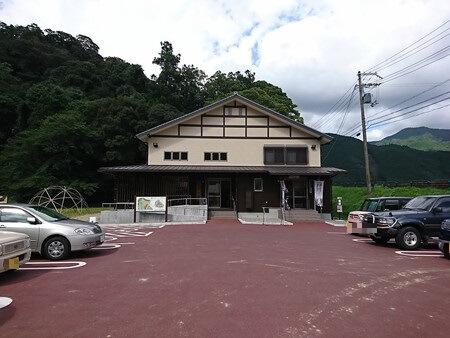 飛雪の滝 駐車場