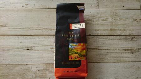 ハワイ島UCCコーヒー農園のコナコーヒー