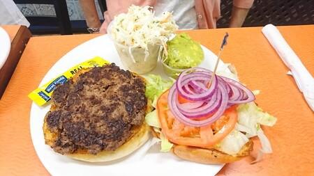 ハナホウレストラン ビッグバーガー