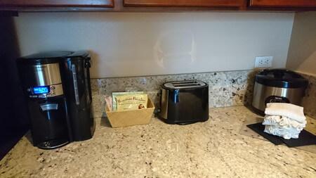キングスランド コーヒーメーカー トースター 炊飯器