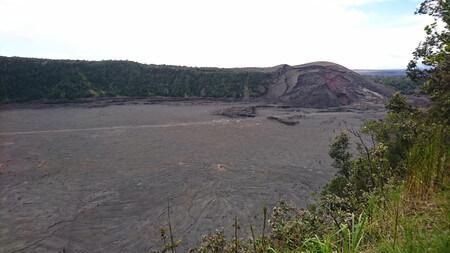 キラウエア・イキ噴火口