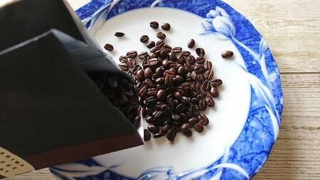ハワイ島UCCコーヒー農園のコーヒー豆