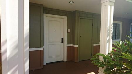 キングスランド お部屋の玄関