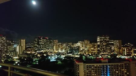 アイランダー オーシャンビュー 26階からの夜景