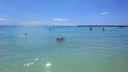 デュークカハナモクビーチ