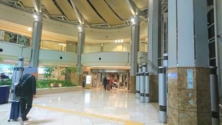 ホテル日航 関西空港入り口