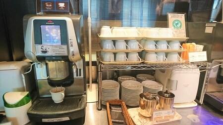 コーヒーコーナー