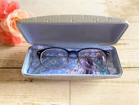 ZOFF アナ雪コラボ眼鏡