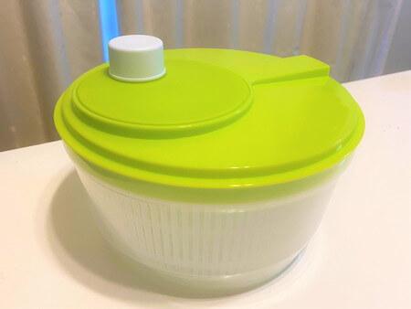 野菜シャキ!回転水切り器