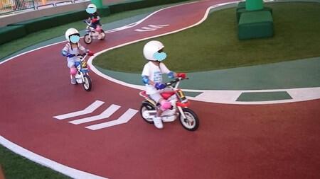 鈴鹿サーキットキッズバイク