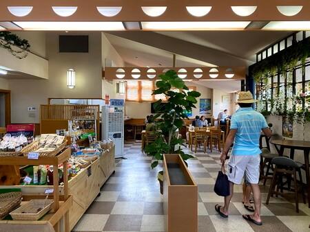 道の駅海山 食堂